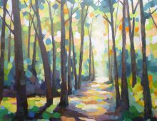 Forest Light SOLD