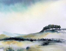 Spring Meadow (Print) £120