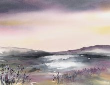 Heather Mists (Ltd Edition Print) £195