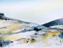 Spring Fields (Print) £95