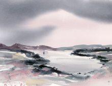 Distant Shores (Print) £95
